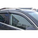 Дефлекторы окон Lexus ES 2001-2006 С Хром Молдингом, компл - HIC