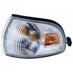 Покажчик повороту Hyundai H-100 1995-2000 лівий + лампа - DEPO