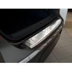 Volkswagen Passat CC 2012- / Накладка на задній бампер, полірований. - AVISA