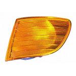 Указатель поворота Mercedes Viano 638 1996-2002 левый желт. +лампа - DEPO