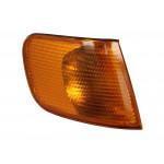 Указатель поворота Audi 100 1991-1994 правый желт. - DEPO