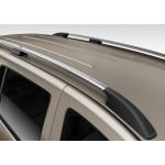 рейлинги Renault Dokker 2013- /Хром /Abs - DDTS