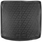 Коврик в багажник Mitsubishi Outlander III (12-) box - (пластиковый) Лада Локер