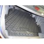 Коврик в багажник Geely FK (Vision) (08-) (пластиковый) Lada Locker