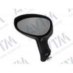 Зеркало боковое FIAT GRANDE PUNTO/LINEA 10.05- в сборе правое,электр.,выпукл.,обогрев., 5 Pins - AVTM