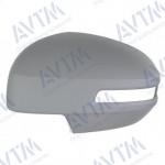 Крышка зеркала SUZUKI SWIFT IV 10- левая с отв.ук.поворот., под покрас. - AVTM