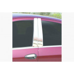 Fiat Linea (2007-) Накладки дверных стоек 6шт - OMSALINE