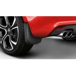 Брызговики Audi A1, задн 2шт - VAG