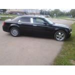 Ветровики для Chrysler 300C седан 2004-2011 накл.деф.окон Cobra-Tuning