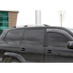 Рейлинги Toyota Land Cruiser Prado 120 2003-2008 /Хром /Abs - DDTS