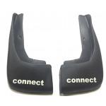 Брызговики Ford Connect 2002- (передние комплект 2 шт) - AVTM