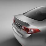 Спойлер крышки багажника Honda Accord 2008-2012, type S - AVTM