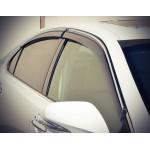 Дефлектор окон Lexus ES 350 2007-2012 С Хром молдингом - AVTM
