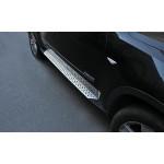 Пороги боковые BMW X5 2007- AVTM