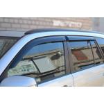 Дефлекторы окон Suzuki Grand Vitara II 5d 2005/Escudo 5d 2005-2012 - COBRA TUNING