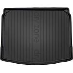 Резиновый коврик в багажникFrogum Dry-Zone для Skoda Karoq (mkI) 2017> (2 ряд съемный)(без боковых ниш)(нижний уровень)(багажник)