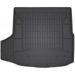 Гумовий килимок в багажник Frogum Pro-Line для Volkswagen Arteon (mkI) 2017-> (без дворівневого статі) (багажник)