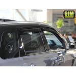 Дефлекторы окон Suzuki Vitara 15-, 4 дв. темный - SIM