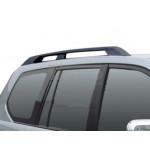 Рейлинги Toyota Land Cruiser Prado 120 (2003-2009) Черные усиленные - AVTM