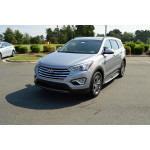 Пороги боковые Hyundai Santa Fe 2012- - AVTM