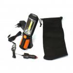 Фонарик COB LED +5LED - schaffer technic