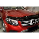 Дефлектор капота Mercedes GLC-class 2015- - SIM