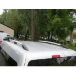 Рейлинги Volkswagen Caddy 2004- /Хром /Abs - CAN