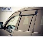 Дефлекторы окон для Тойота Land Cruiser Prado 150 - AVTM