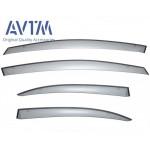 Дефлекторы окон Honda Civic седан 2006-2012 - AVTM