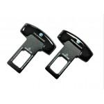 Заглушки ремня безопасности Volkswagen (2 шт) - JTEC