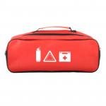 Сумка органайзер (пустая) - красный (2 отдела 52,6х13,2х18,6 см) - AVTM