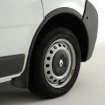 брызговики  Renault Trafic (01-14) передние 2шт - RENAULT