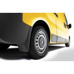 брызговики Renault Trafic (01-14) задние 2шт - RENAULT