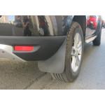 брызговики  Renault Duster (10-) / задние, кт. 2 шт - RENAULT