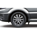 Брызговики VW Crafter 2017---- (компл. 4 шт) - AVTM