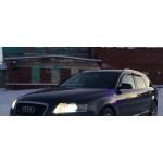 Дефлекторы окон Audi A6 Avant (4F/С6) 2005-2011 - Cobra Tuning
