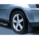 брызговики  Mercedes-Benz GL 164 (07-12) / оригинальные задние, кт. 2 шт - MERCEDES-BENZ