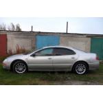 Ветровики для Chrysler 300M седан 1998-2004 накл.деф.окон Cobra-Tuning