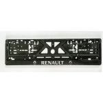 Рамка номерного знака Renault (объемные буквы) - AVTM