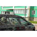 Ветровики для Toyota Rav 4 IV 5d 2013