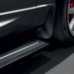 брызговики  Range Rover Sport  L494 (13-) / передние с электр подножками, кт. 2 шт - LAND ROVER