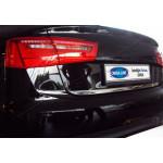 Audi A6 седан (2011-) Кромка крышки багажника нижняя - OMSALINE