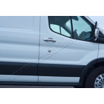 Ford Transit (2014-) Хром ручки 5шт - OMSALINE