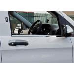 Mercedes Vito W447 (2014-) Молдинги стекол нижние 2шт - OMSALINE