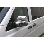 Mercedes Vito/Viano W639 2003-2010 Накладки на зеркала 2шт - Carmos