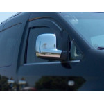 VW Caddy 2010-/2015-/ VW T5 2003- Накладки на зеркала 2шт - Carmos