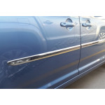 VW Caddy (2015-) Молдинги дверные 4шт - OMSALINE