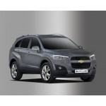 Chevrolet Captiva 2012- Окантовка фар 2шт - Clover