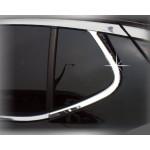 Kia Optima 2010- Уголок задней двери 2шт - Clover