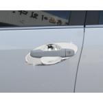 Toyota Camry 2012- Накладки под ручки - Clover